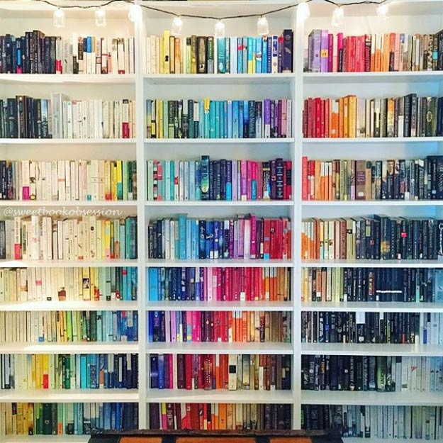 Color Coding Your Books