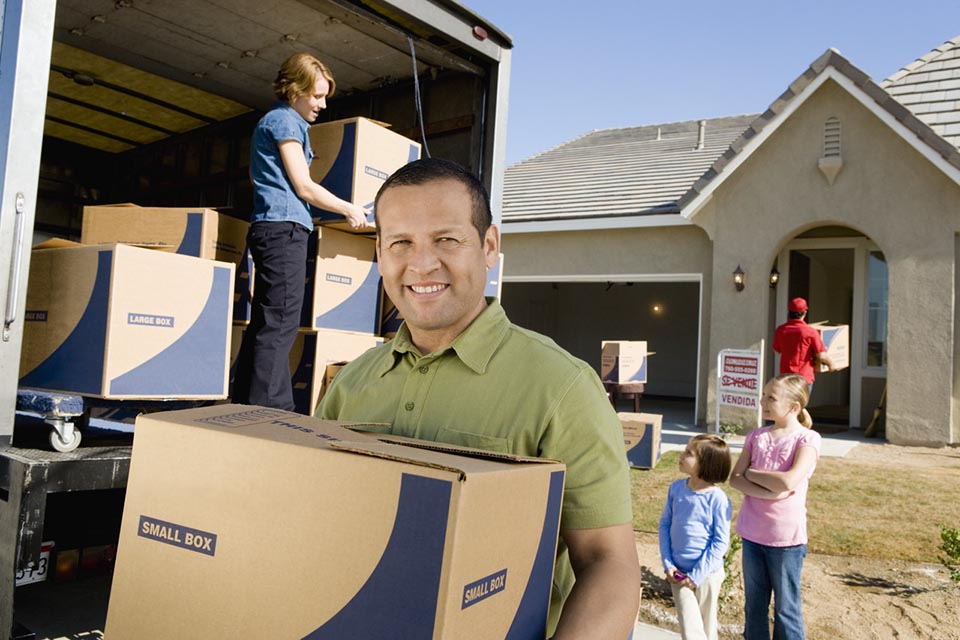 . How to Assist Your Movers on Moving Day