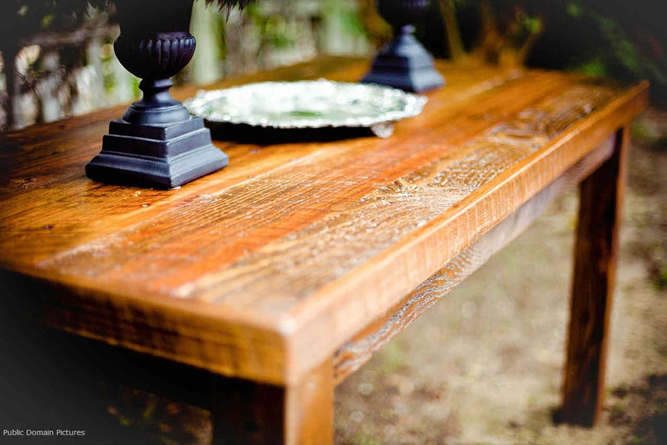 Instead Of Replacing Your Precious Wood Furniture, You Can Learn How To  Repair It. You Should Be Able To Make Scratches Less Noticeable And Dings A  Thing Of ...