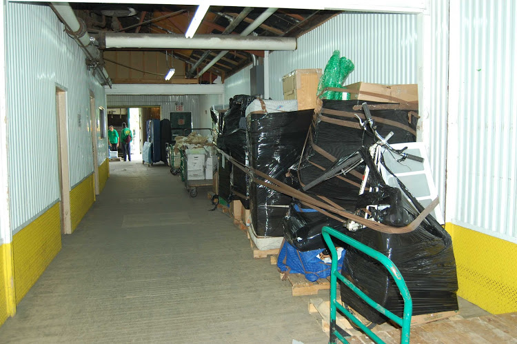 Benhur Moving and Storage