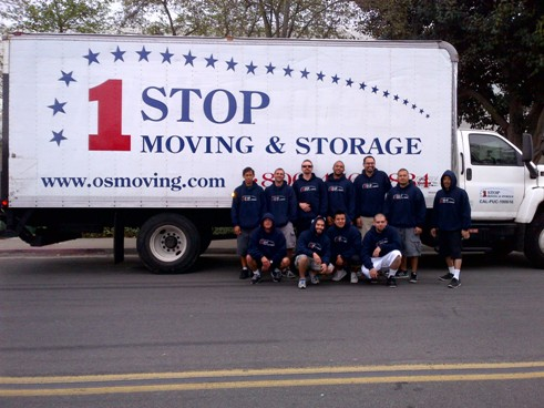 One Stop Moving