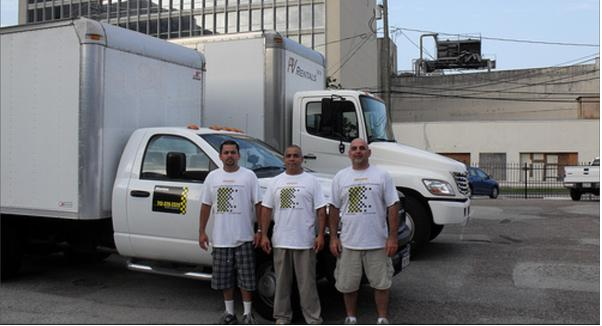 Our Trucks with Expertise