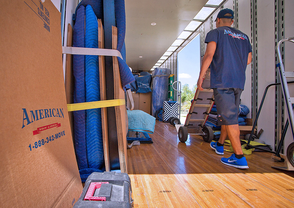 Local Moving with American Van Lines