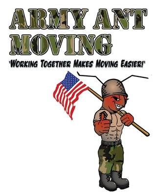 Army Ant Moving Austin Texas Movers
