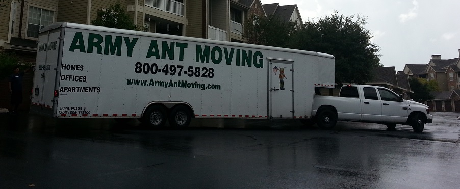 Log on to our website at www.ArmyAntMoving.com