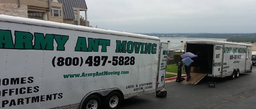 Book online at www.ArmyAntMoving.com