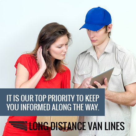 Long Distance Van Lines