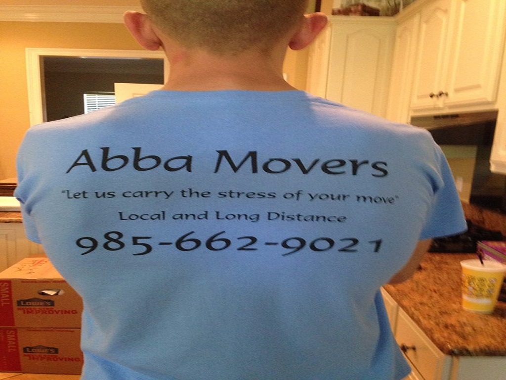 """Let Abba Carry the Stress of Your Move!"""