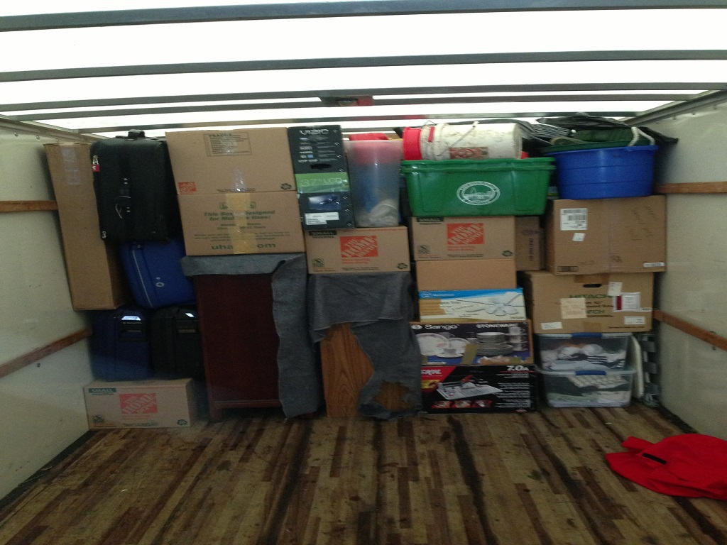 "Customers call us the ""Tetris Masters""!"