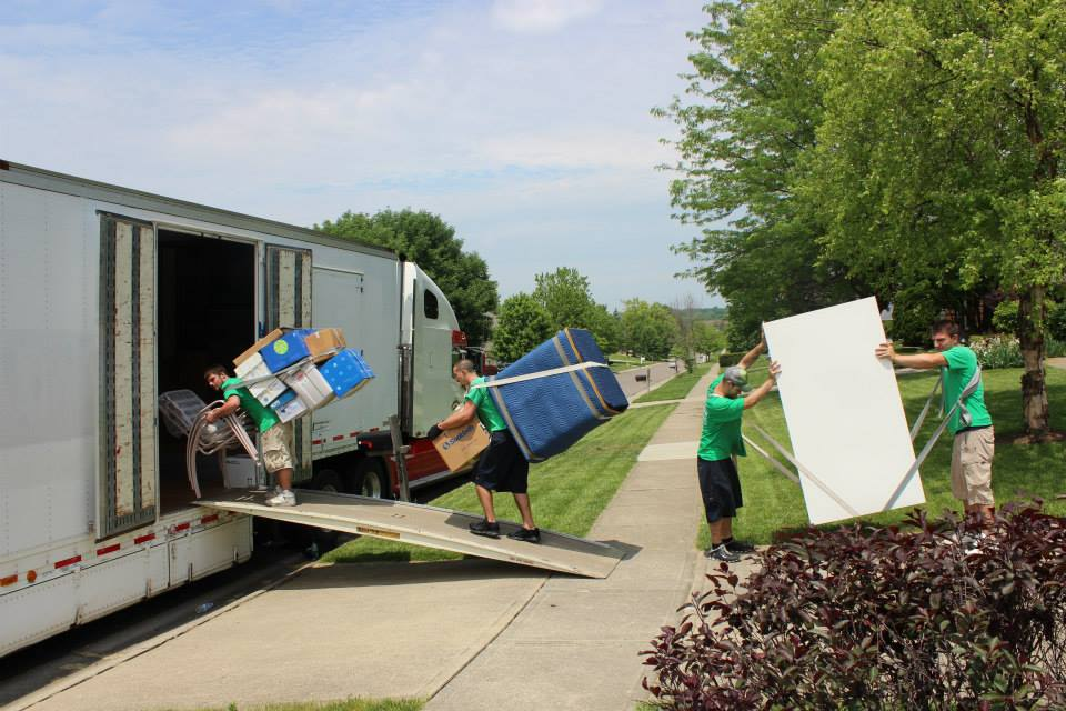 What you can expect!  Cincinnati Movers
