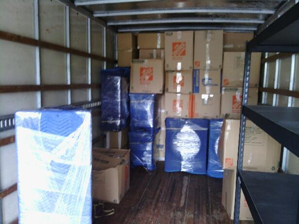 WE STRIVE TO PROVIDE SUPERIOR MOVING SERVICES