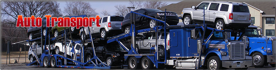 Auto Transport Nationwide