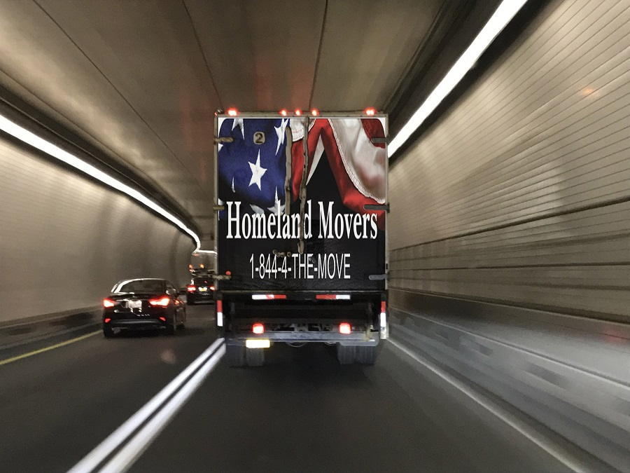 Homeland Movers Inc