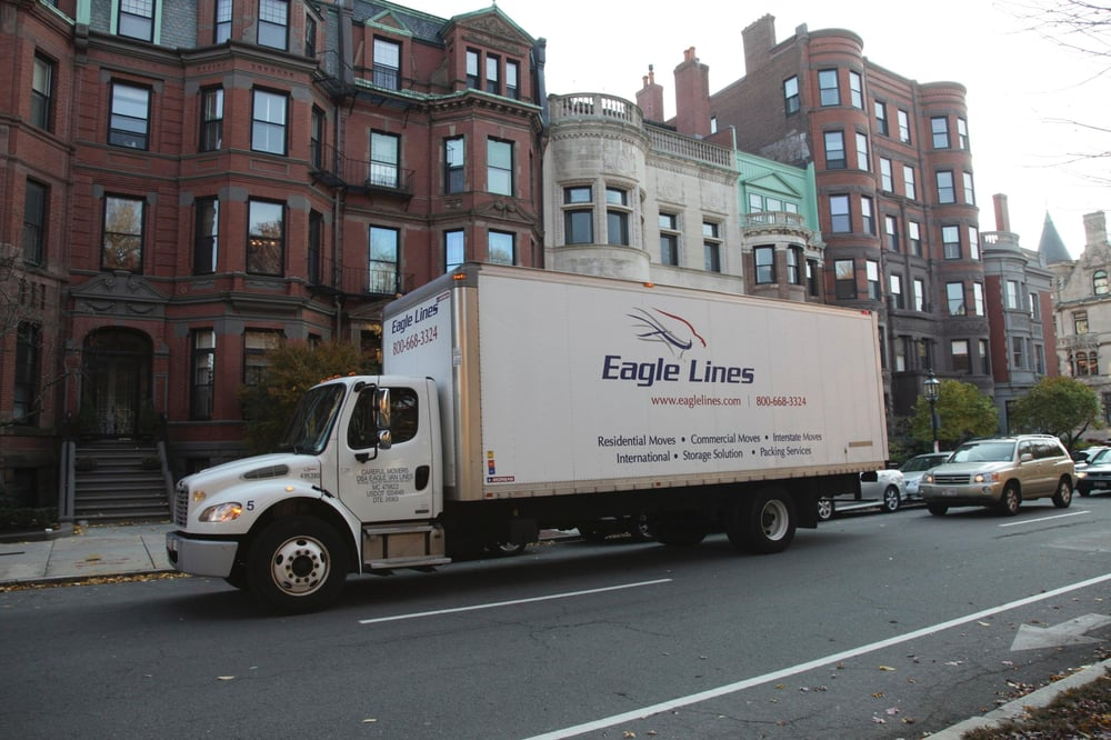 Careful Movers Dba Eagle Lines Moving