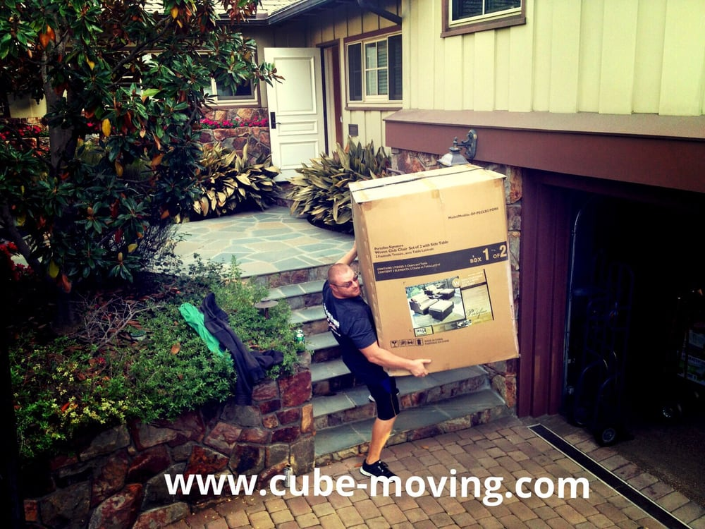 cube mover with extra large box