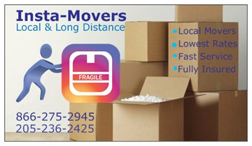 Insta-Movers Inc.