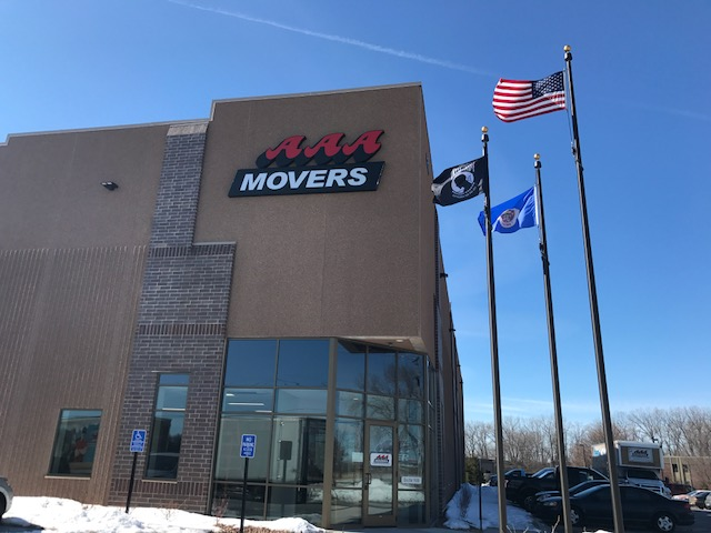 AAA Movers HQ