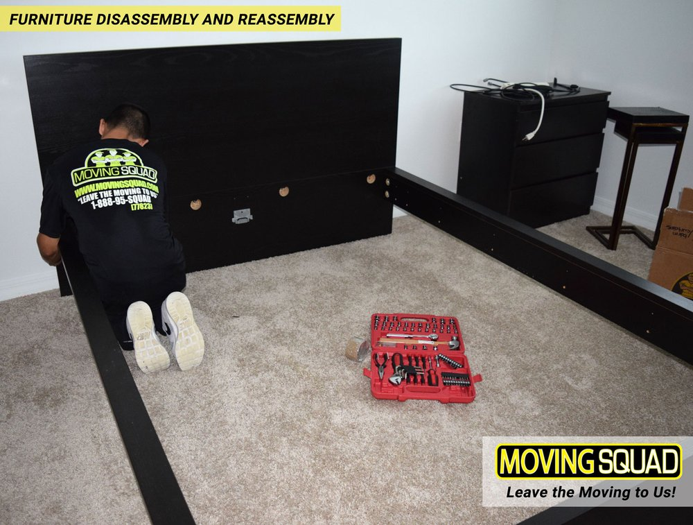 Furniture dIssembling