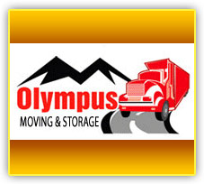 Olympus Moving and Storage Logo