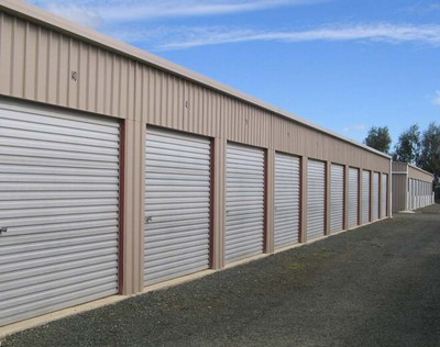 Our Storage Facility AC And Secure