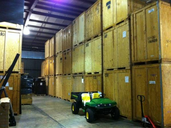 Our Storage Facility