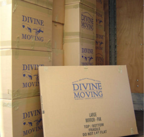 Divine Moving Packing Boxes