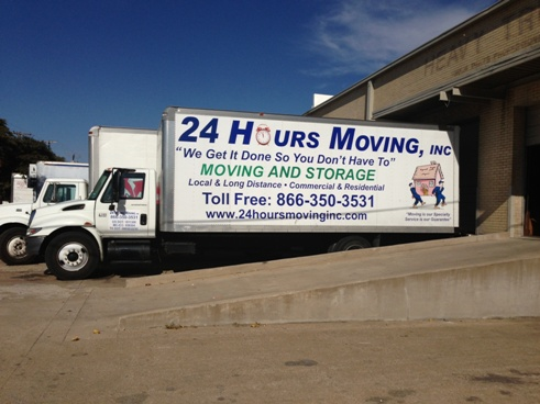 24 Hour Moving
