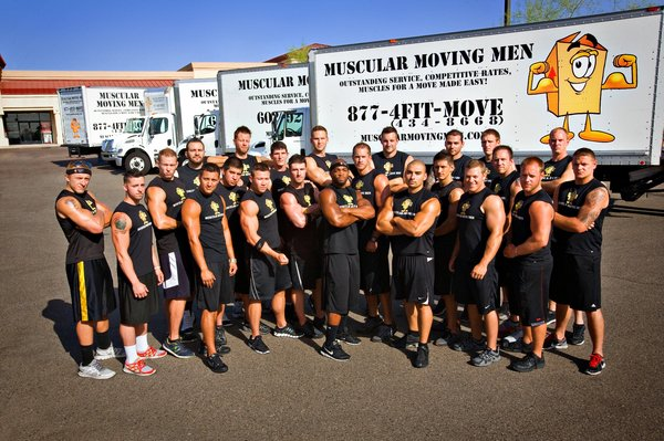 Muscular Moving Men LLC