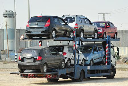 Open-Air Auto Transport