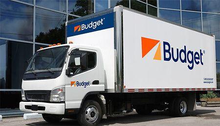 Budget Truck Rental Review