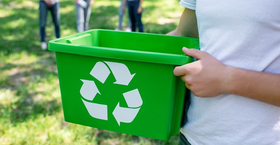 go green during your move