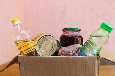 Minimizing the Food You Pack for a Move