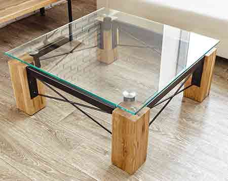 How to Pack and Move Glass-Top Table