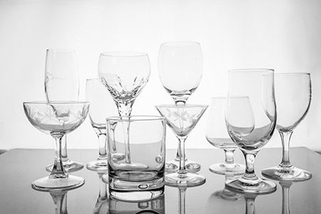 Pack Glassware and Stemware