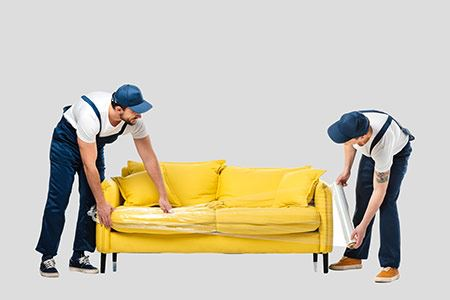 How to Pack and Move a Sofa