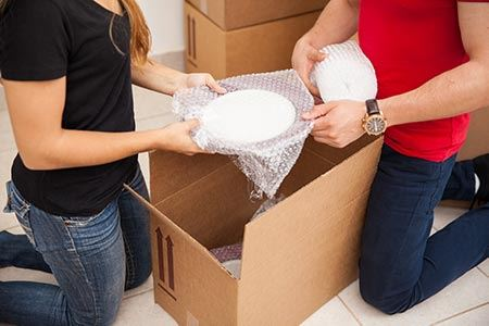 Top Items to Pack with Bubble Wrap