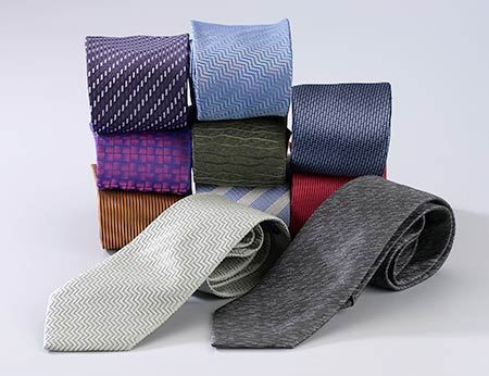 Packing Ties for Moving