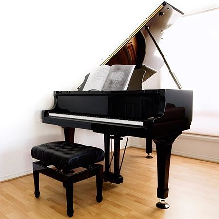 Packing Piano for Moving