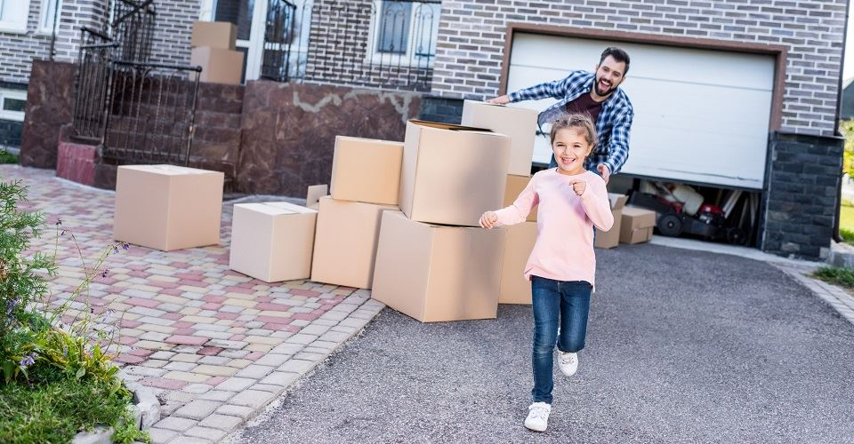 What to Do During a Full Service Move