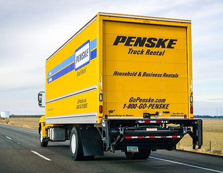 How Much Does It Cost To Rent A Penske Truck Movers Com