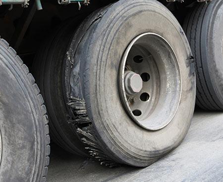 Rental Truck Breaks Down