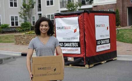SmartBox container