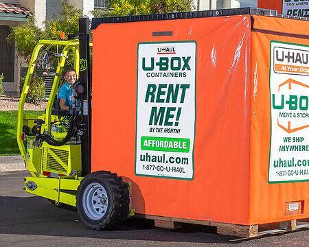 U-Box container