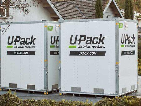 U-Pack Container