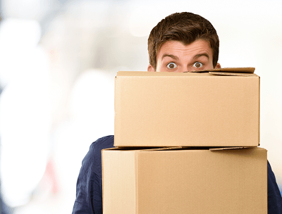 Where to Look for Free Boxes When Moving