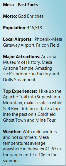 Things You Should Know Before Moving to Mesa, AZ