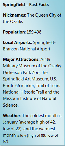 Things You Should Know Before Moving to Springfield, MO